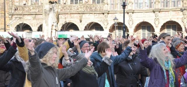 One Billion Rising 2015 – Fotos