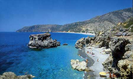 Tanz auf Kreta