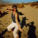 Kreta Corinne tanzt
