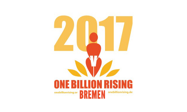 "Logo ""one Billion Rising"" 2017"