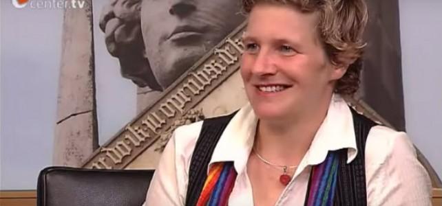"""Über """"das Glück"""" – Prof. Dr. Brokmann, Lorna und Morin im """"Stadgespräch"""" von """"Center TV-Bremen"""" I"""