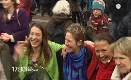 Presse zu OBR: Sat 1 Regional – 14.02.2013