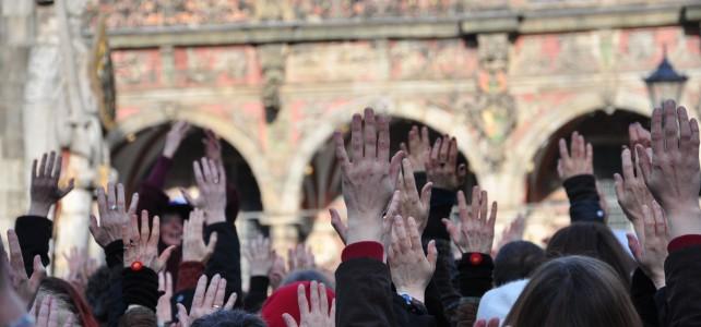 Filmdokumentation One Billion Rising Bremen 2015