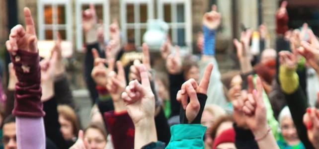 One Billion Rising For Revolution 2015