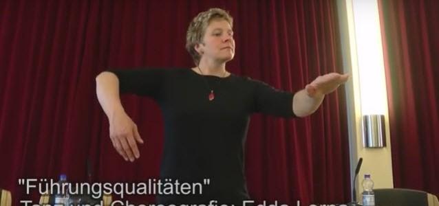"""""""Führungsqualitäten"""" Tanz Edda Lorna"""