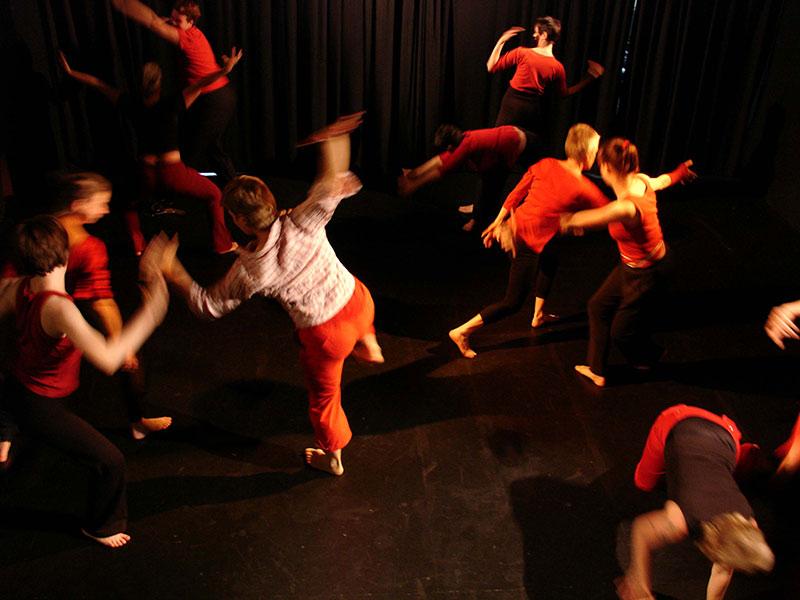 Tanztheater Gruppe