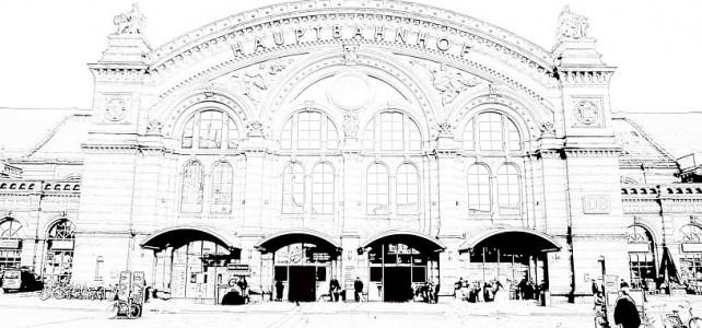 Kunstwettbewerb : Ausschreibung Bremer Bahnhof – Bahnhof des Willkommens