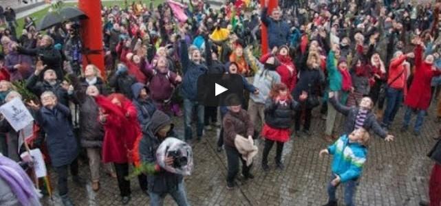 Filmdokumentation OBR 2016, Bahnhhof des Willkommens