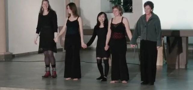 """Videodokumentation vom Benefizkonzert mit """"Kunst – Musik – Tanz"""""""