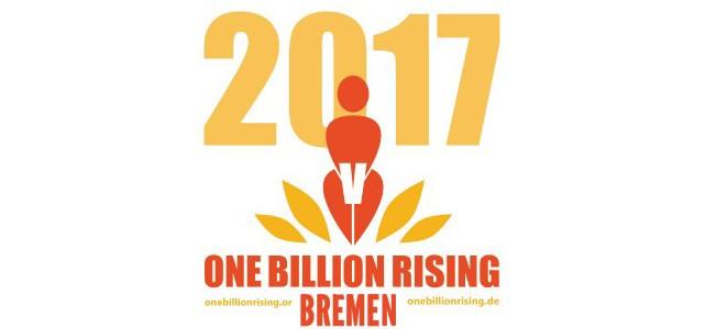 "Logo ""one Billion Rising"" 2017"