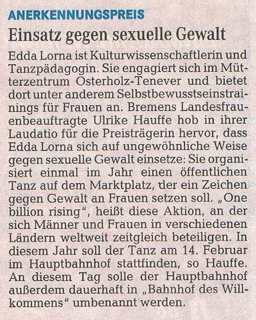 Bremer Bürgerpreis