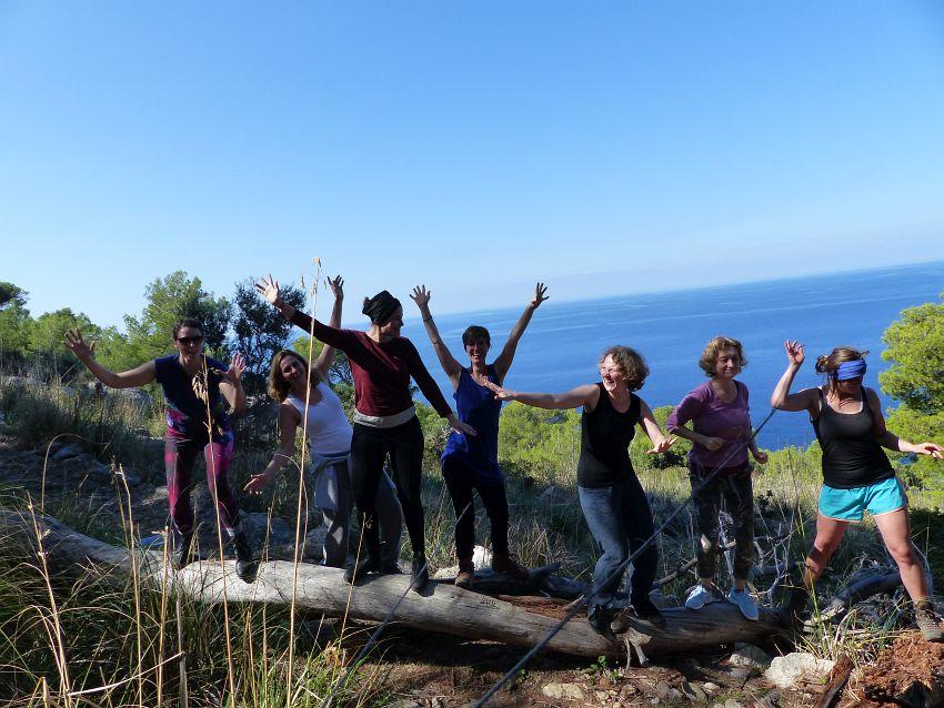 Tanz auf Mallorca